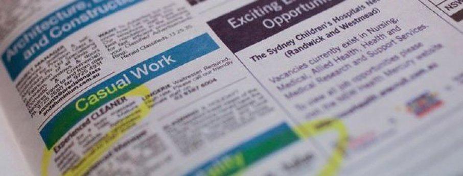 newspaper-classifieds-australia
