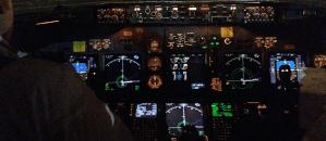 cockpit panel