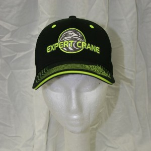 Expert Crane ballcap, front view