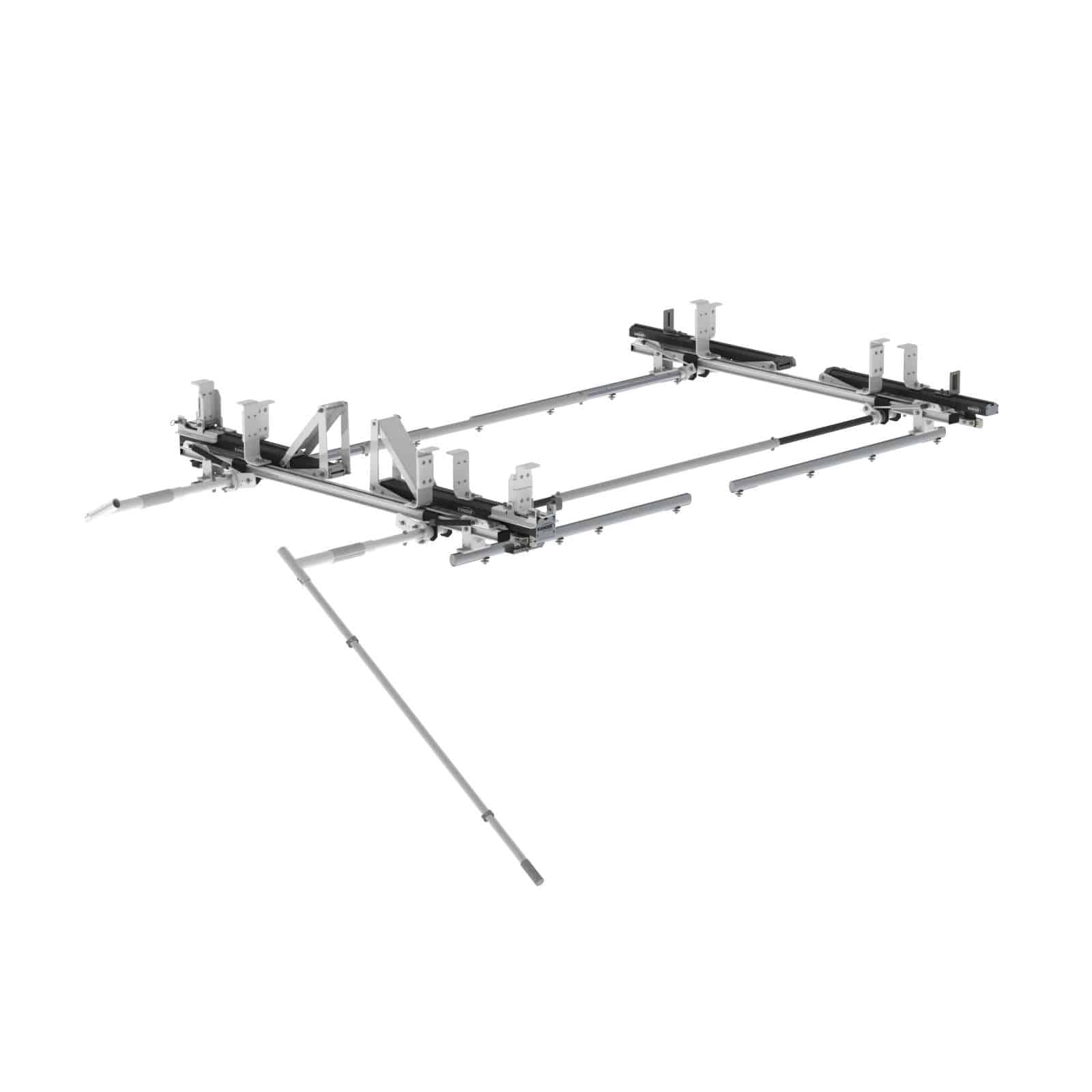 max rack 2 0 drop down ladder rack double side sprinter 1880 dh