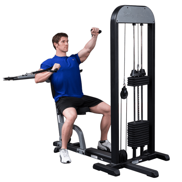 7 Piece Home Gym Circuit Body Solid Pro Select 210lb