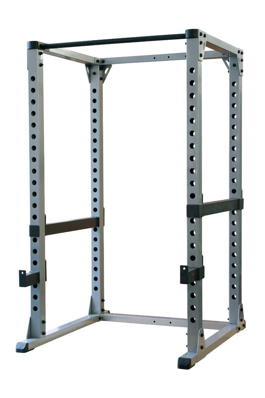 Body Solid Power Rack Home Gym Squat Rack Gpr378