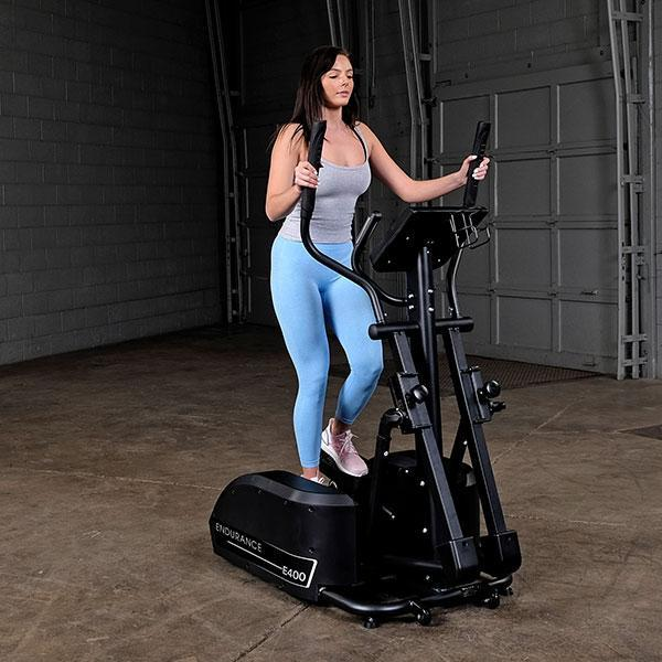 Body-Solid Endurance E400 Center Drive Elliptical Trainer