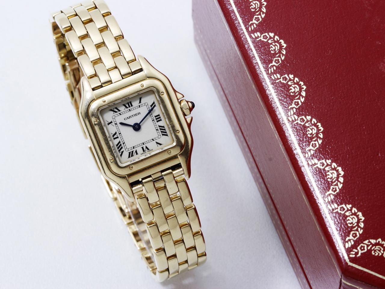Cartier Montre Panthre Or