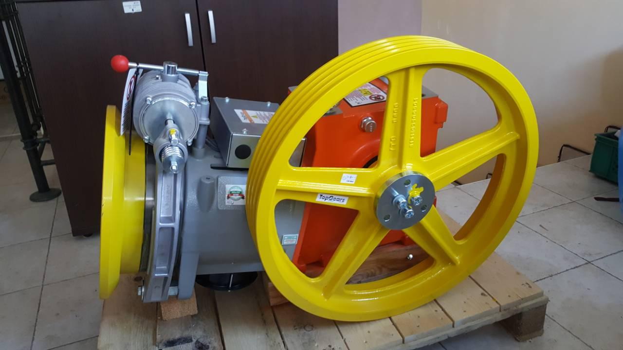 подемен механизъм за асансьор TOP GEARS Италия