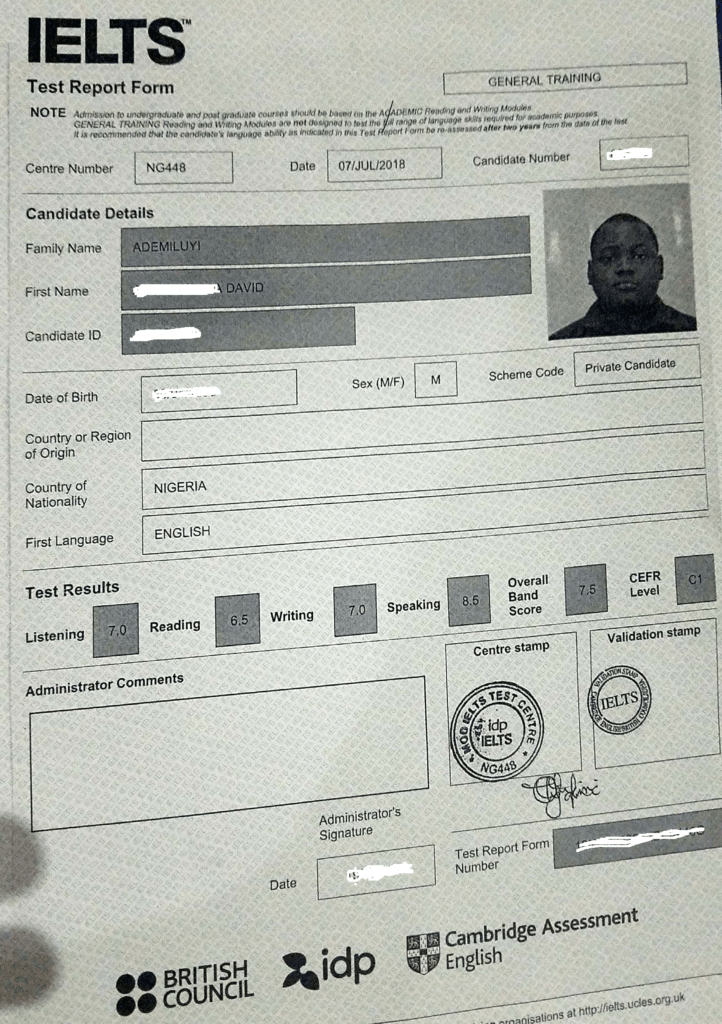 How I Got a 7.5 Band Score In My IELTS Exam On My First Try Even Though I am Terrible With English and Had Only 2 Weeks to Prepare 2