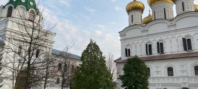 Kostroma: una ciudad histórica del Anillo de Oro