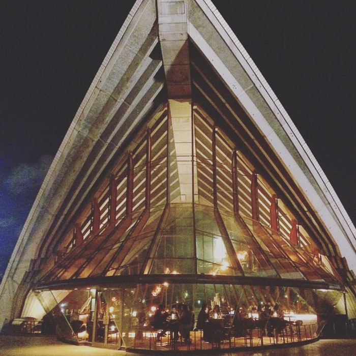 Fantastic architecture shot using best iPhone camera settings