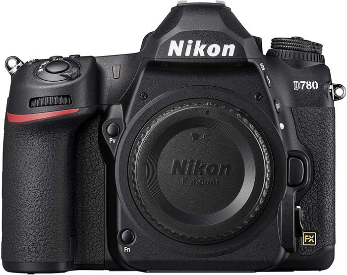 nikon D780 camera for portraits