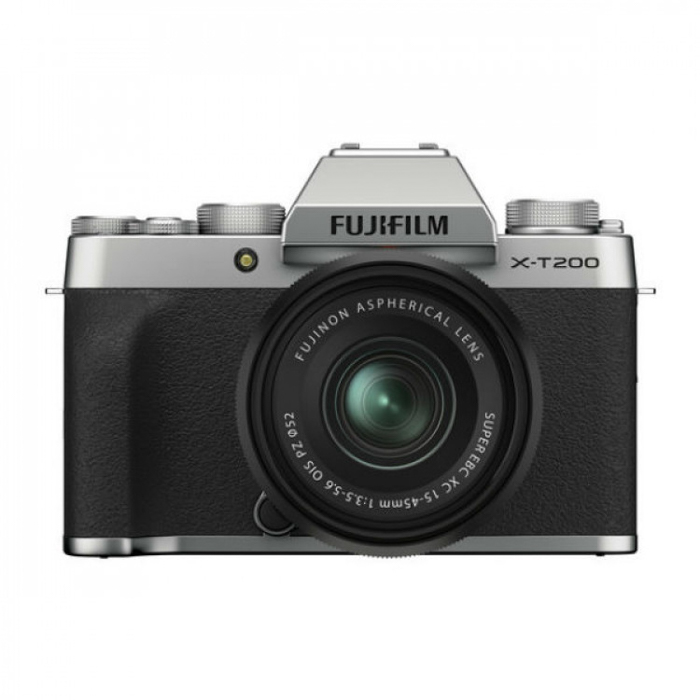 An image of the Fuji X-T200