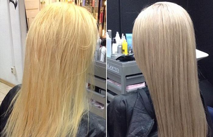 Бальзам от желтизны волос: Concept, Estel, Schwarzkopf ...