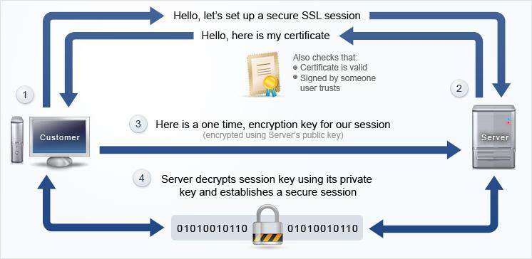 Experts Hostin | SSL certificates