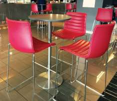 ADL LNG BAR STOOLS AND TABLES