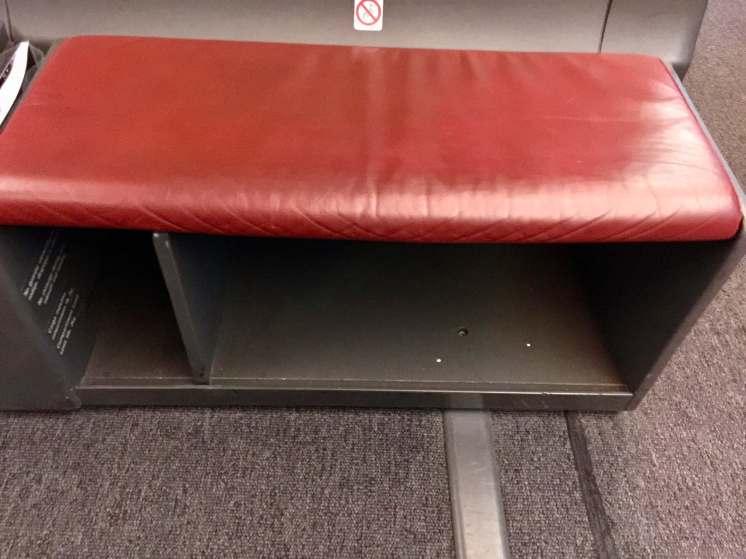 LATAM-Business-Class-footrest-storage-round-world-trip