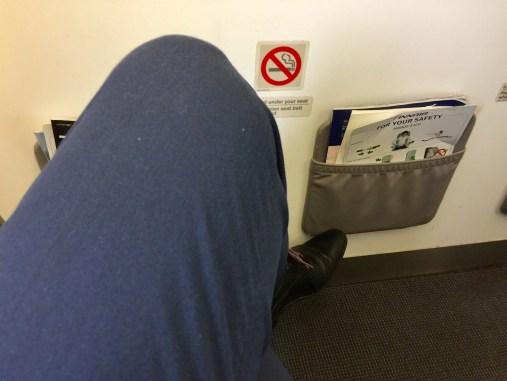 Finnair-Paris-Helsinki-limited-legroom-round-world-trip