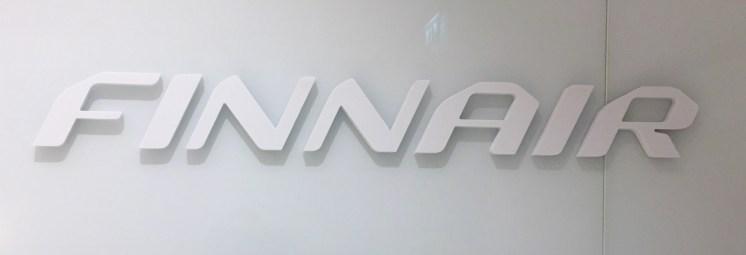 Finnair-Premium-Lounge-Finnair-sign-round-world-trip