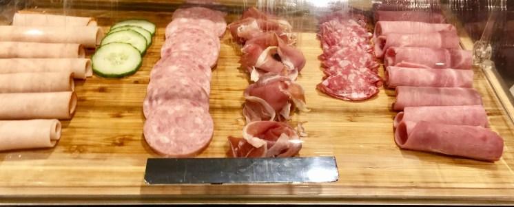 Juliana-Hotel-Paris-breakfast-meats-round-world-trip