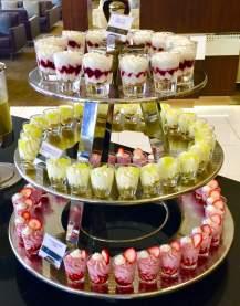 Etihad-business-class-lounge-Abu-Dhabi-dessert-buffet-mousses