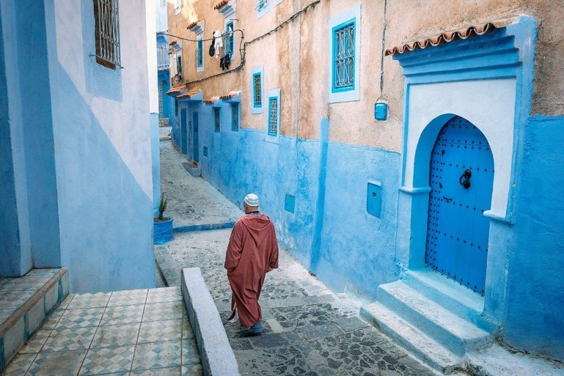 Image result for morocco blue city hotel