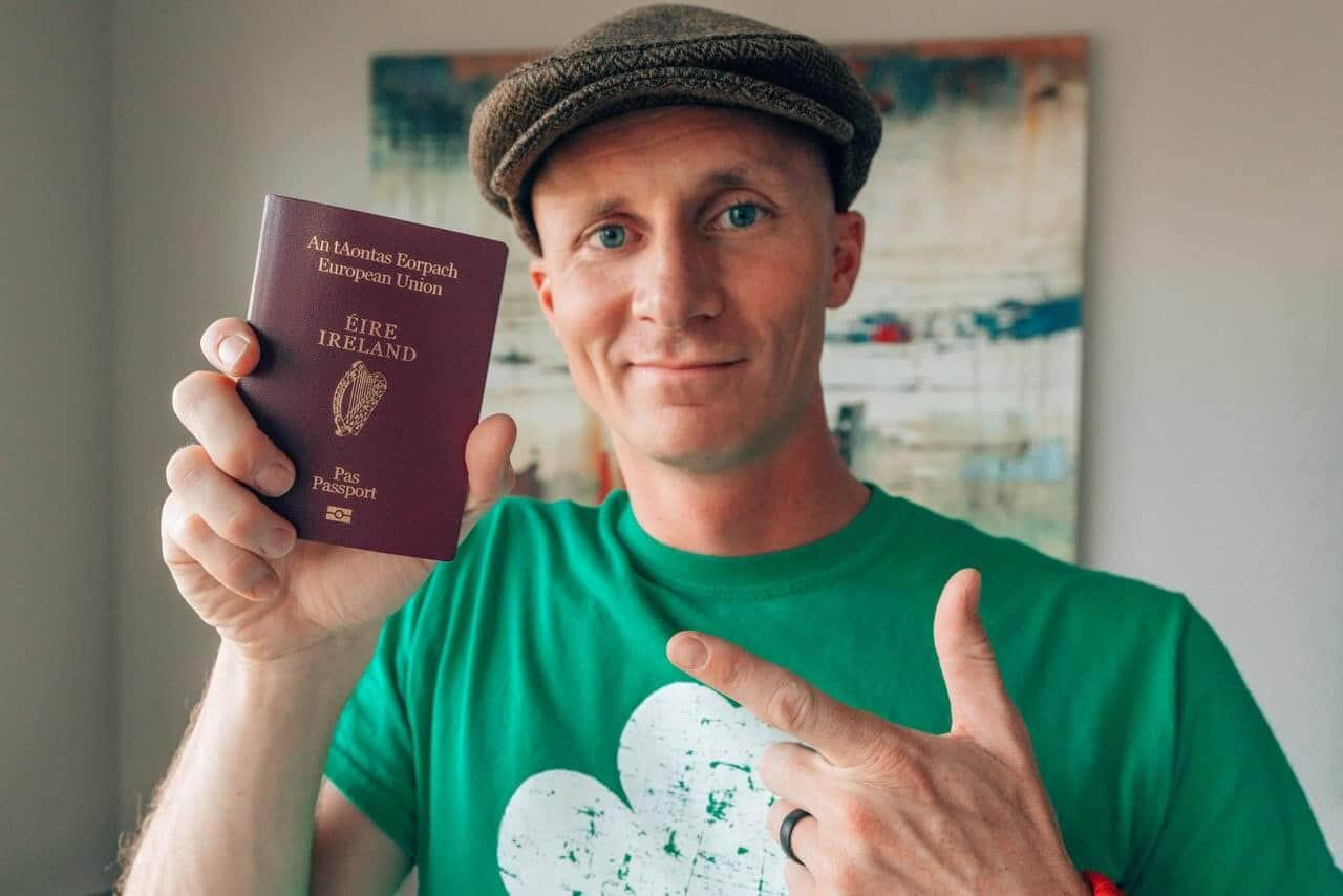 How I Became Irish Claiming Dual Citizenship By Descent