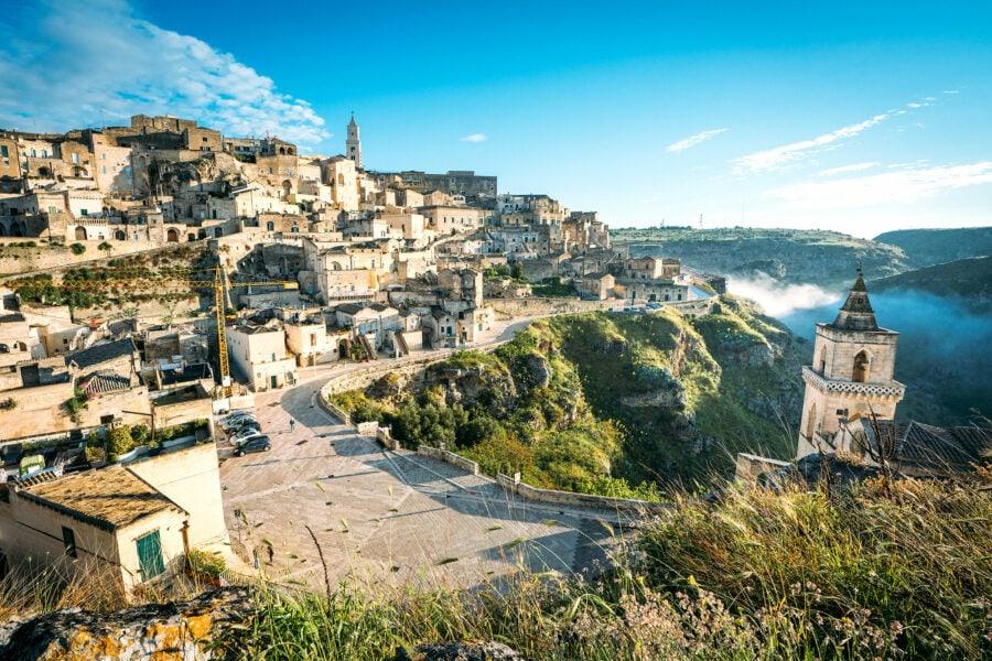 Matera Unesco Site