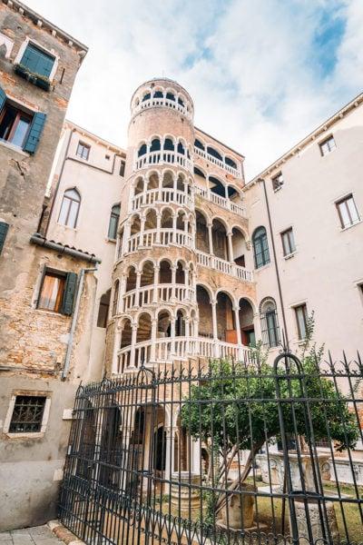 Scala Contarini Palace