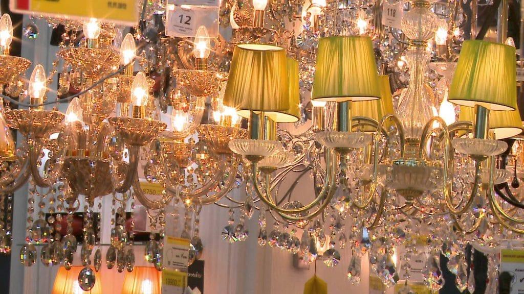 Магазин светильников
