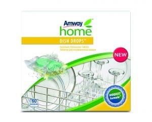 Таблетки Amway для посудомоечных машин