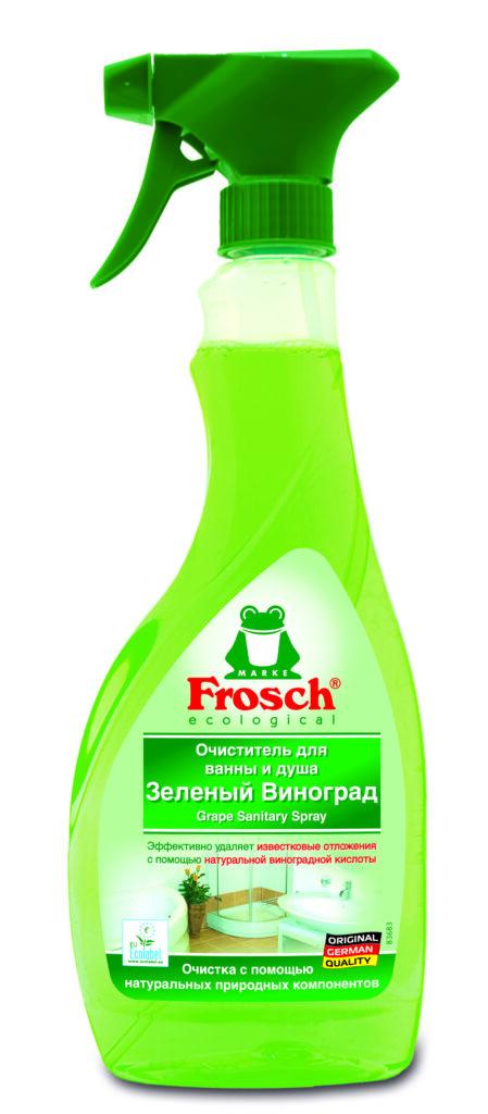 frosch для акриловых ванн