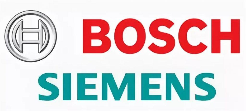 логотип бош и сименс