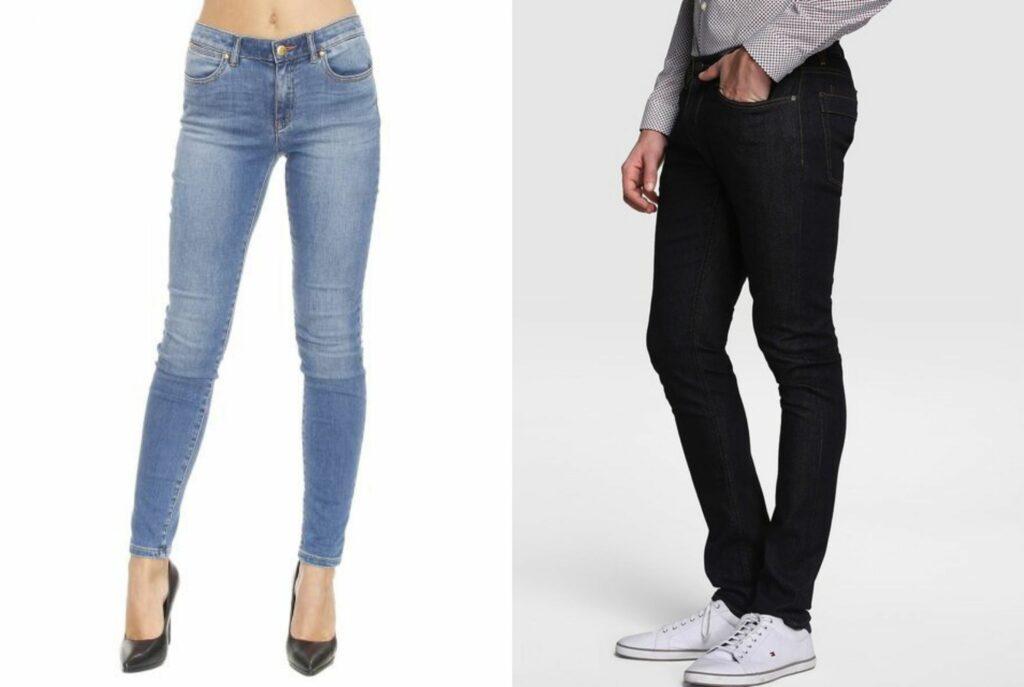 Какие джинсы самые качественные мужские и женские