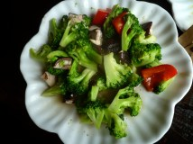 Shangri-la veggie side dish