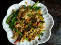 Shangri-la lunch dish