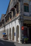 Streets of George Town in Penang