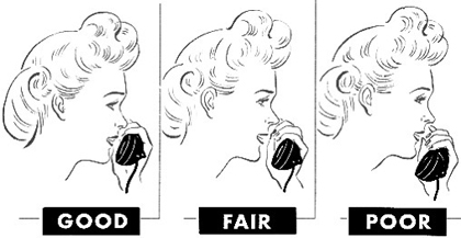 How to Talk on the Phone