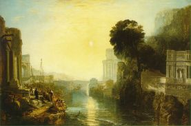 Turner - Dido building Carthage or the rise of the Carthaginian empire