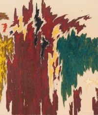 Clyfford Still - PH-1007