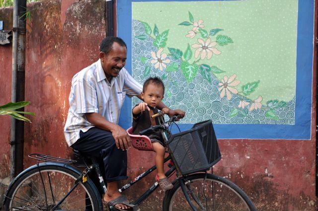 Pekalongan, Java - Batik City (Full Article)