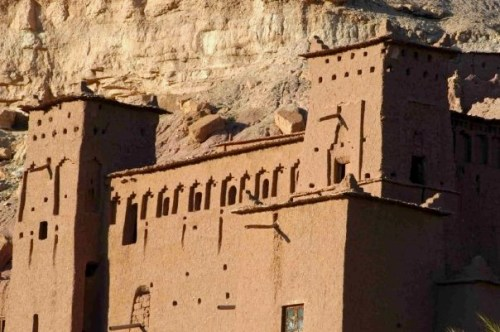 Ait-Ben-Haddou, Morocco (Photo: Jan Haenraets, 2009).