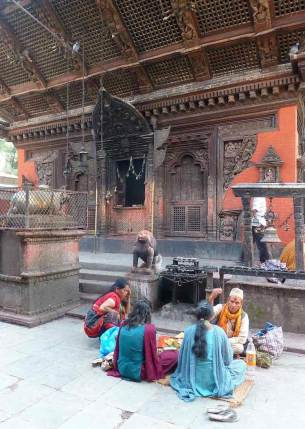 Bhaktapur, Nepal (Photo: Jan Haenraets, 2011).