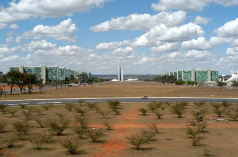 Brasilia, Brazil (Photo: Jan Haenraets, 2005).