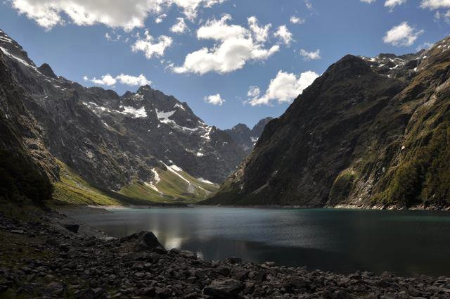 Fjordland in Te Wahipounamu, New Zealand, UNESCO World Heritage Site (Photo: Jan Haenraets, 2012)