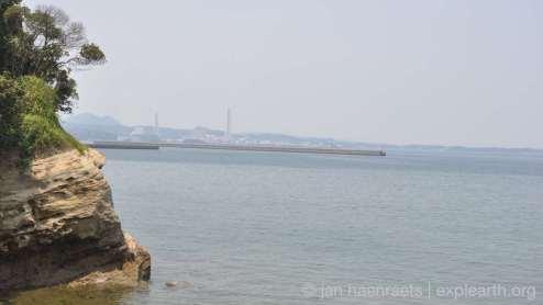 The coastal scenery between Imari and Hirado (Photo: Jan Haenraets)