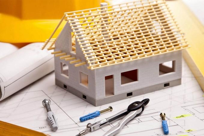 Construção da moradia