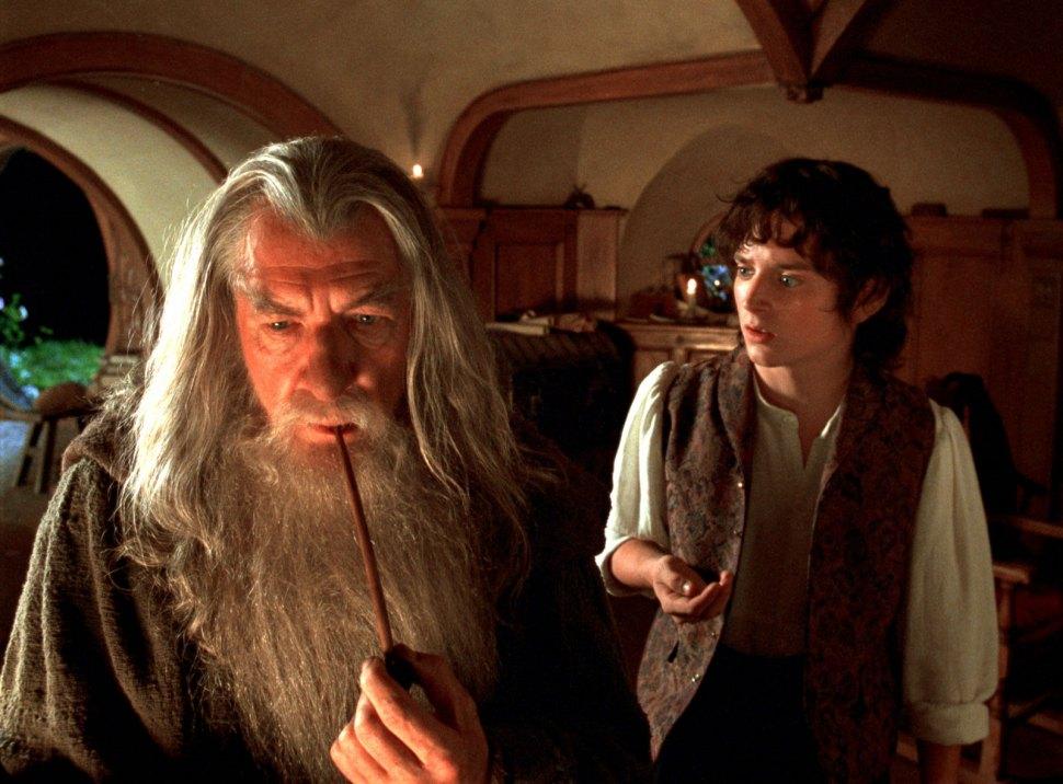 Ian-McKellen-Gandalf-Elijah-Wood-Frodo-The