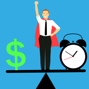 Work smarter by balancing time with benefits