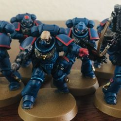 CRIMSON FISTS INTERCESSORS 1