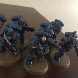 CRIMSON FISTS INTERCESSORS 3