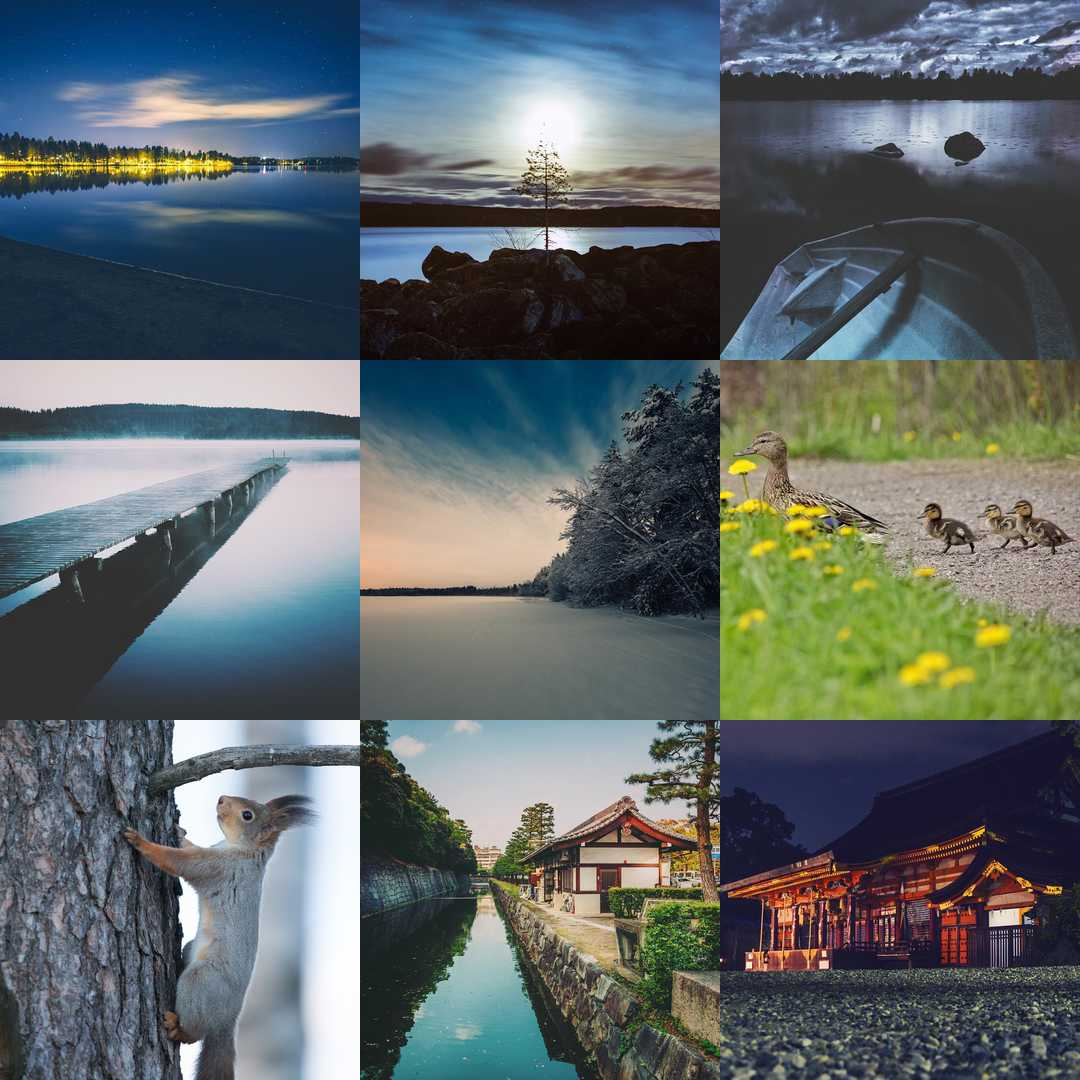 Nine of my most popular photos in 2015
