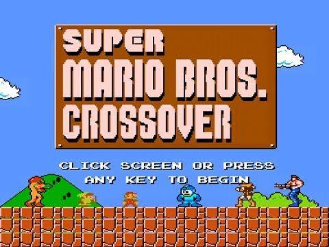 Super Mario Bros. Crossover – SOPHIA the 3rd Trailer